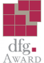Nominees für den dfg - Award 2015